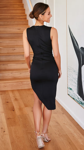 Lou Dress - Black