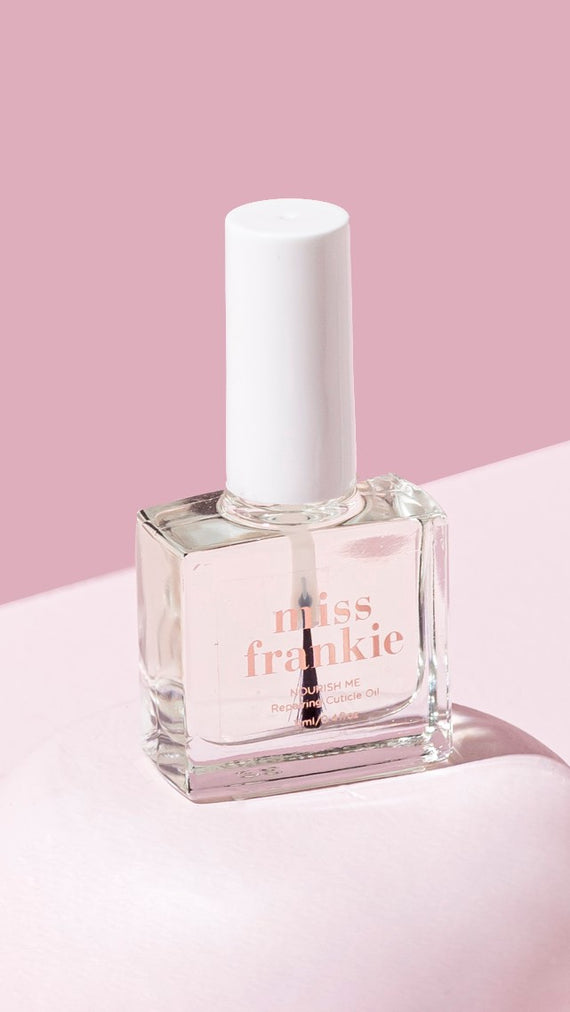 Miss Frankie Nourish Me - Repairing Cuticle Oil