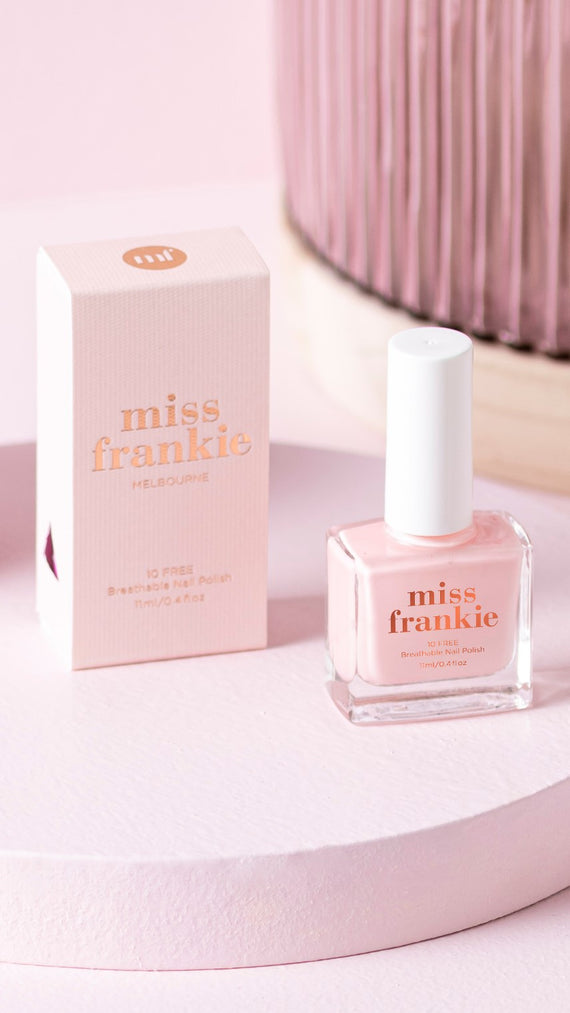 Miss Frankie Nail Polish - Make Me Blush