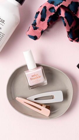 Miss Frankie Nail Polish - Yes Way, Rosé