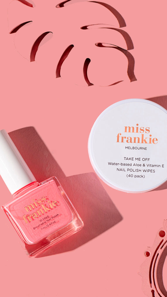 Miss Frankie Shine Bright Gift Pack - My New Crush