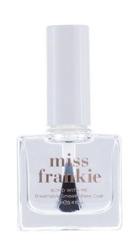 Miss Frankie Bond With Me - Breathable Smooth Base Coat
