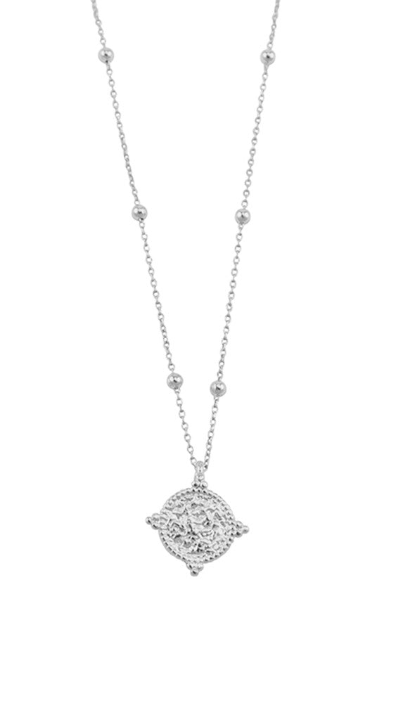 Jodie Necklace - Silver