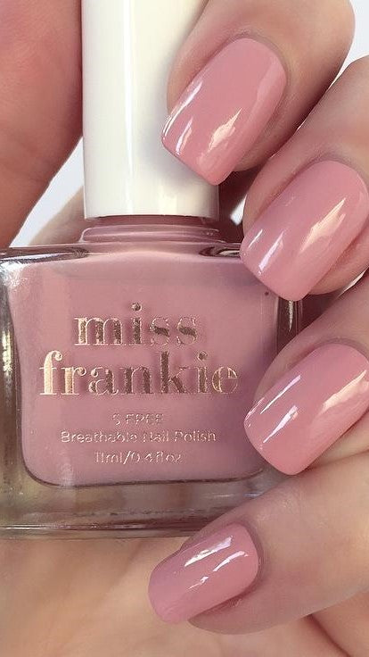 Miss Frankie Nail Polish - Swipe Right