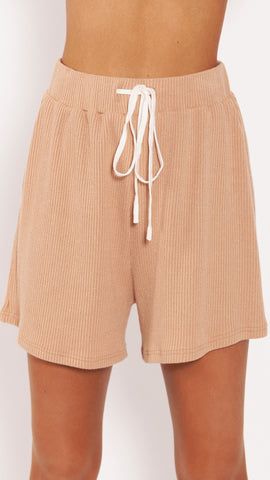 Avalon Short - Tan