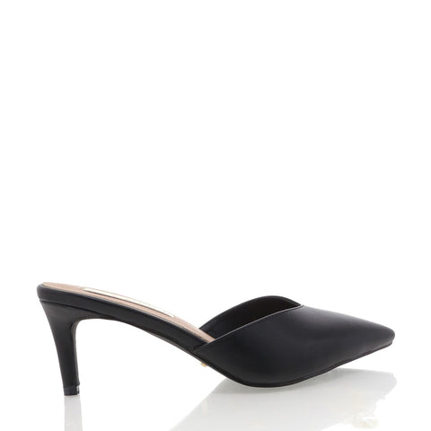 Bellagio Heel - Black