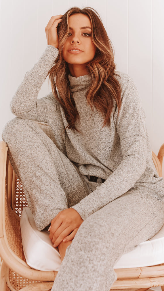 Ivo Cosy Pullover - Storm
