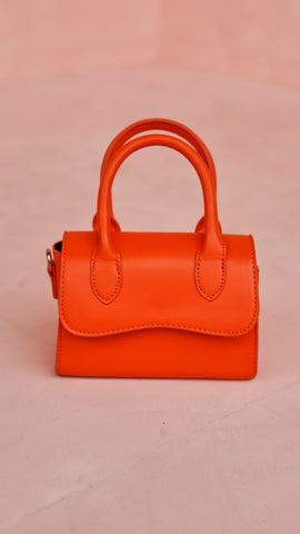 Nikita Mini Bag - Orange