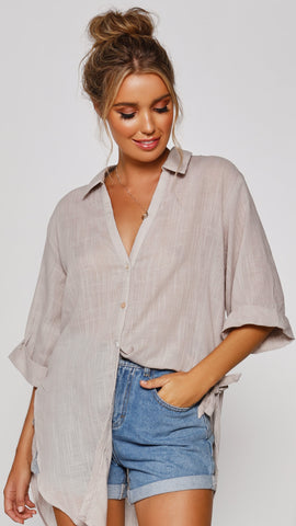 Valerie Top - Beige
