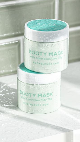 Booty Clay Mask