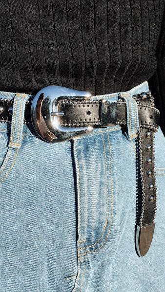 Gladiator Belt - Black