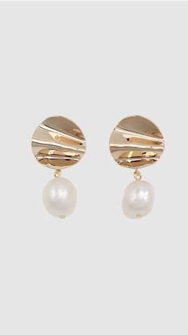 Paloma Earrings - Gold