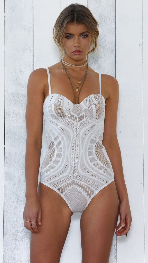MANHATTAN BODYSUIT