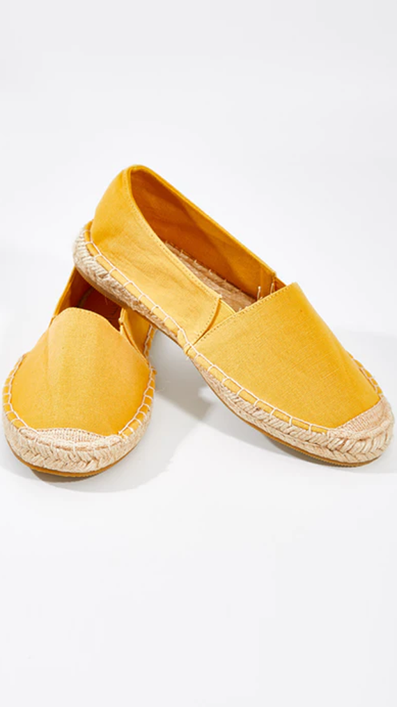 Vacation Espadrille Pull On - Mango
