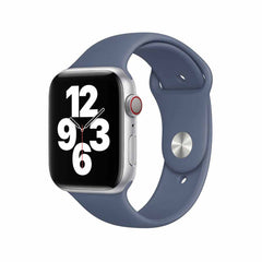 Silicone Sport Apple Watch Band Size Guide