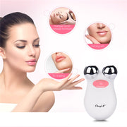 Microcurrent Face Roller Massager