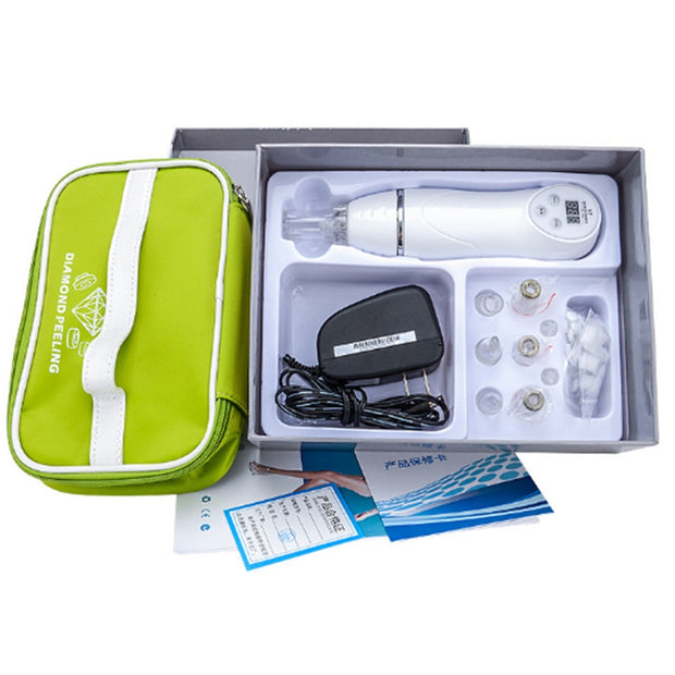 Portable Microdermabrasion Diamond Peeling Device