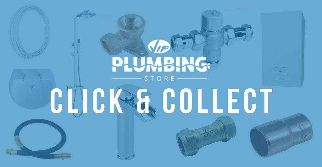Click & Collect From VIP Plumbing Store