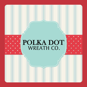 Polka Dot Wreath Co.