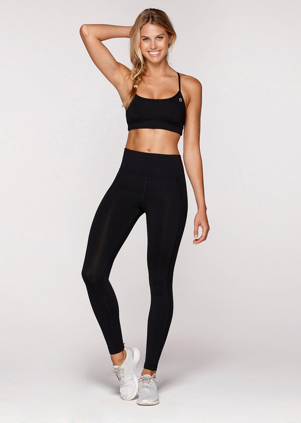 Booty Support F/L Tight-TIGHTS & BOTTOMS-LORNA JANE-Believe Active