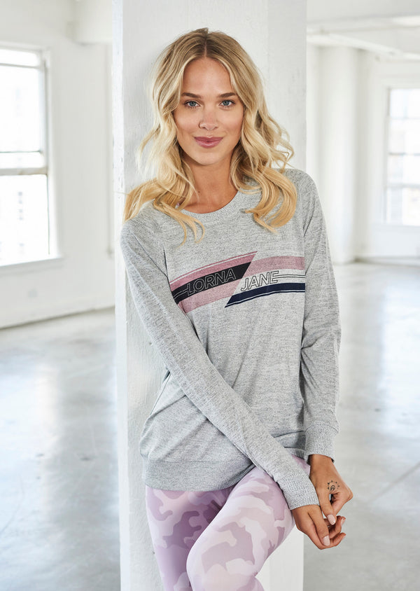 Iconic Darcy Long Sleeve Top-TOPS-LORNA JANE-Believe Active