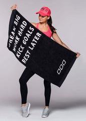 Dream Big Towel-TOWELS-LORNA JANE-Believe Active