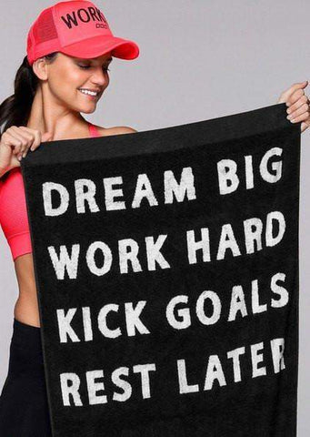 Dream Big Towel