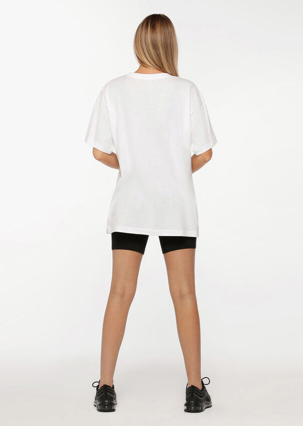 Hoop Time Oversized Tee