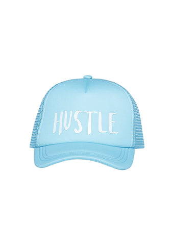 Hustle Trucker Cap