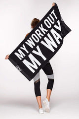 My Workout Gym Towel-TOWELS-LORNA JANE-Believe Active