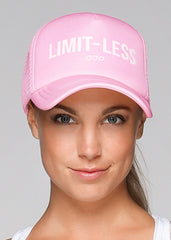 No Limits Trucker Hat-VISORS & CAPS-LORNA JANE-Believe Active
