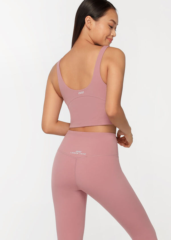 Streamline Active Cropped Tank