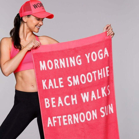 Water And Land Towel-TOWELS-LORNA JANE-Believe Active
