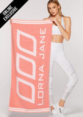 Workout Towel-TOWELS-LORNA JANE-Believe Active