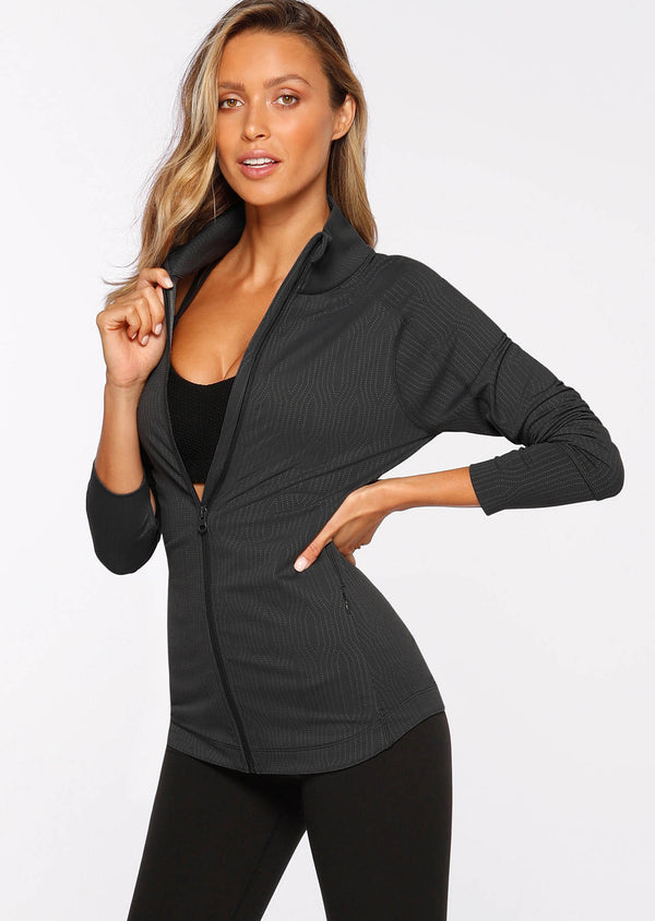 Ultimate Tech Performance Jacket-JACKETS & HOODIES-LORNA JANE-Believe Active