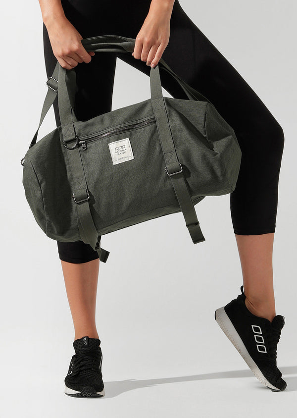 Washed Yoga Duffle Bag-BAGS-LORNA JANE-Believe Active