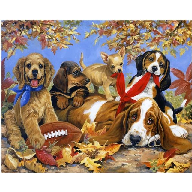 Hot Sale Puzzle 1000 Pieces Adult Puzzle Jigsaw, Cute Dogs - Puzzlemanic