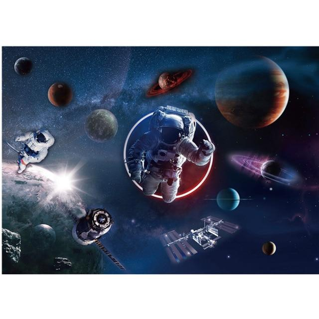 Hot Sale Puzzle 1000 Pieces Adult Puzzle Jigsaw, Space Travel - Puzzlemanic