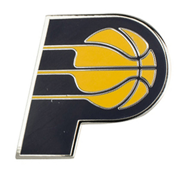Indiana Pacers Primary Logo Pin