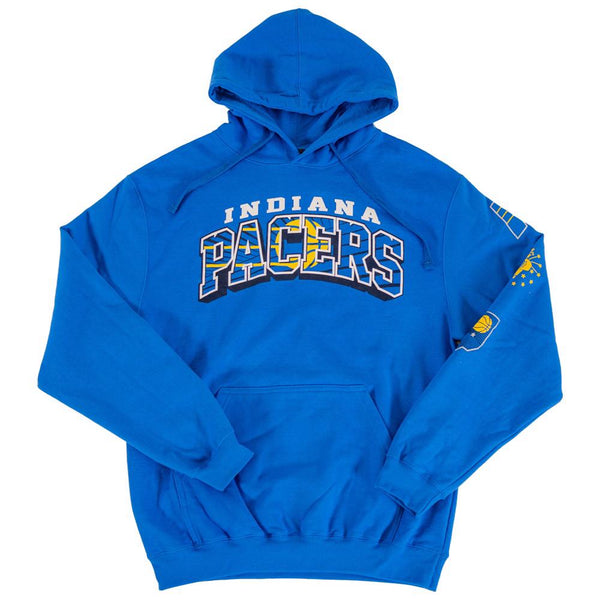 Indiana Pacers 20-21 City Edition UNK Hooded Fleece