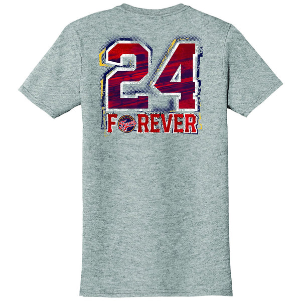 Indiana Fever Tamika Catchings Hall of Fame T-shirt