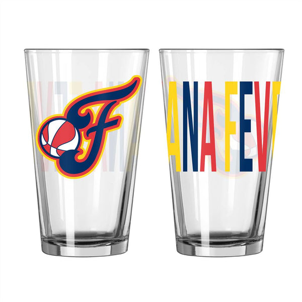 Indiana Fever Overtime 16 oz Pint