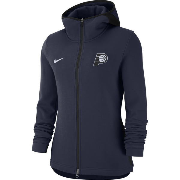 Womens Indiana Pacers Nike Dry Showtime Hooded Fleece