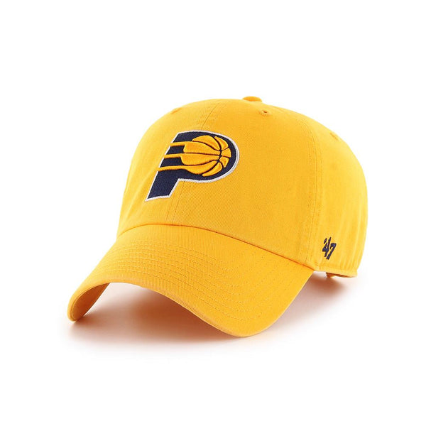 Indiana Pacers Primary Logo Clean Up Hat