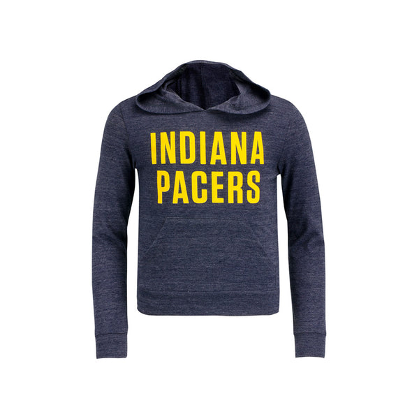 Girls Pacers Pullover Hooded Long Sleeve T-Shirt