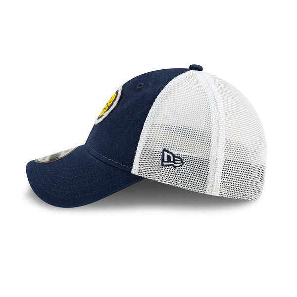 Indiana Pacers New Era Team Trucker hat