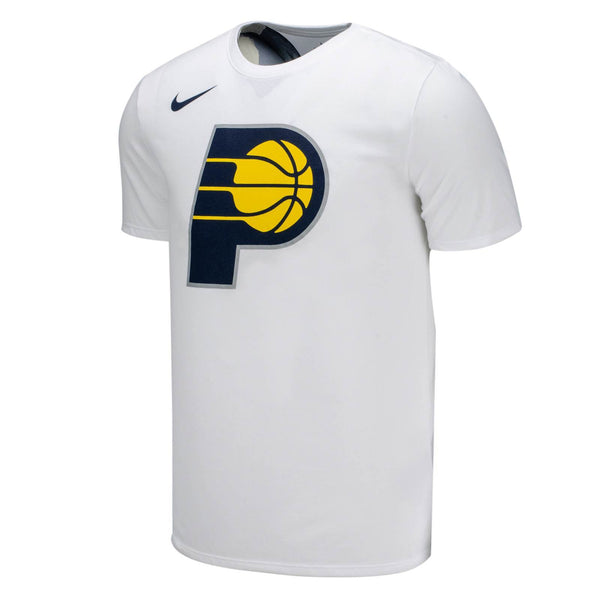 Indiana Pacers Primary Logo Nike Dri-Fit T-Shirt