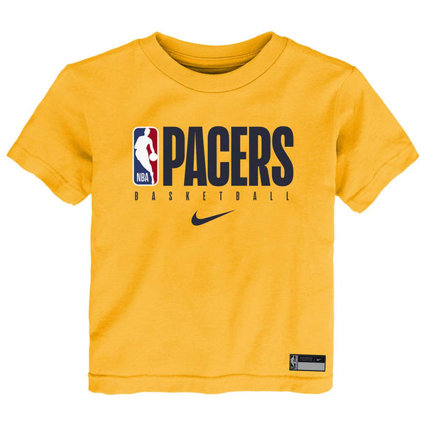 Youth 4-7 Indiana Pacers 19-20 Practice T-Shirt
