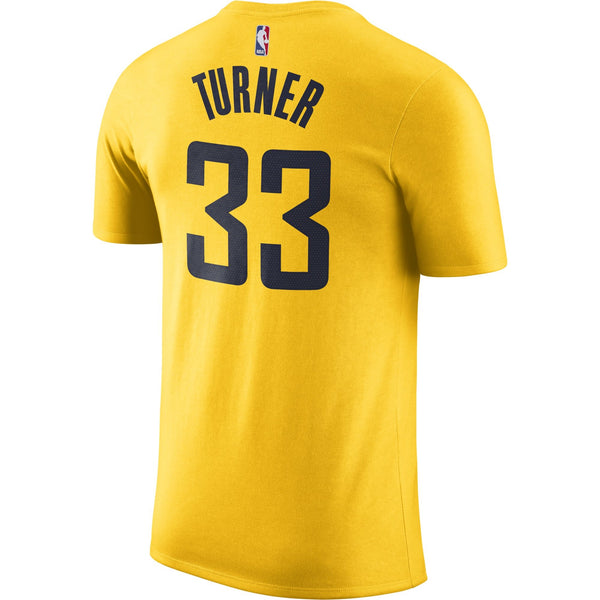 Indiana Pacers Turner Name and Number Statement T-Shirt