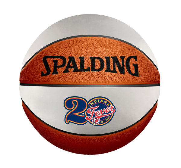 Indiana Fever 20th Anniversary Mini Ball